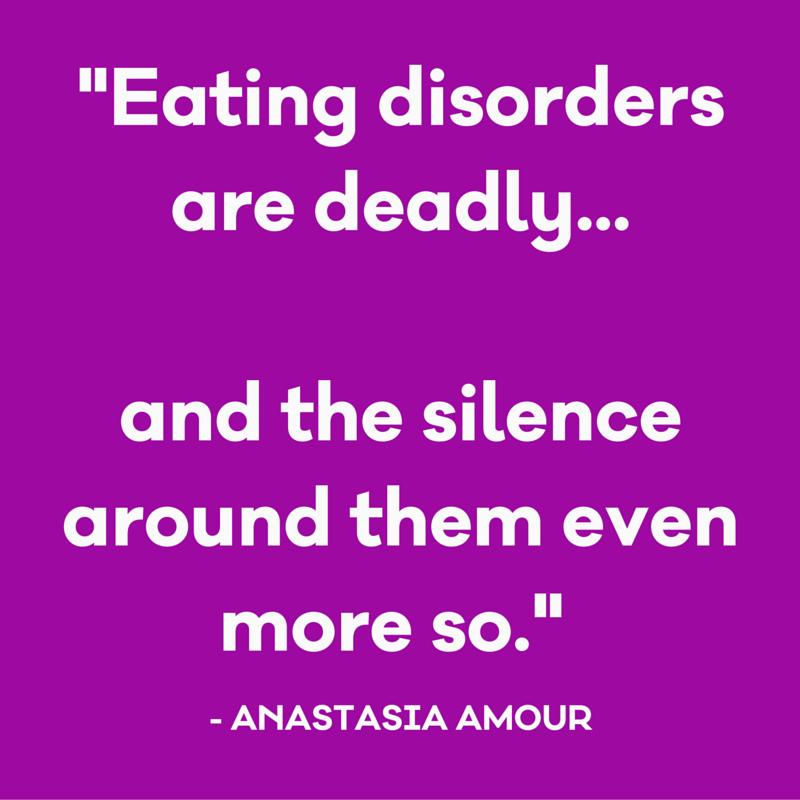 dating iemand met selectieve Eating Disorder